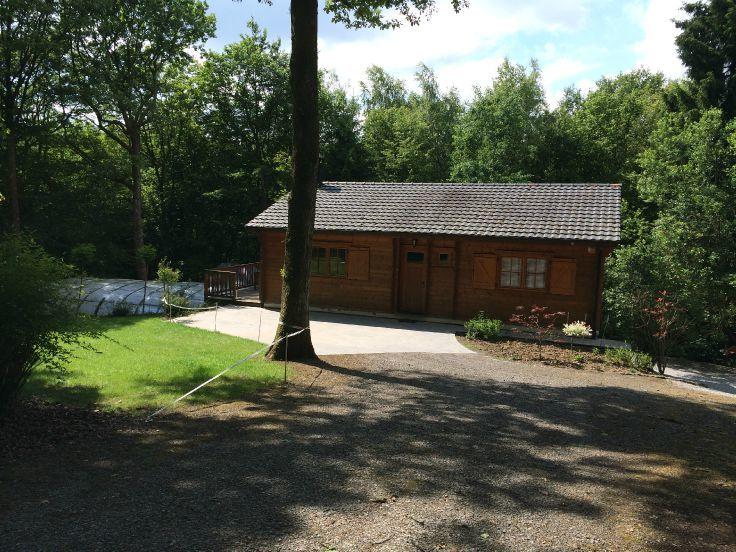 Location de vacances chalet avec piscine for Chalet a louer avec piscine